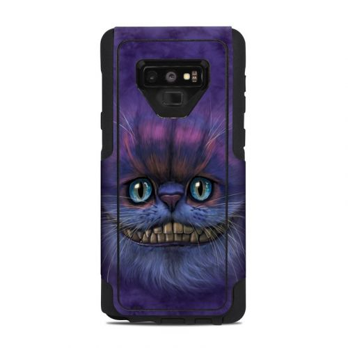 Cheshire Grin OtterBox Commuter Galaxy Note 9 Case Skin