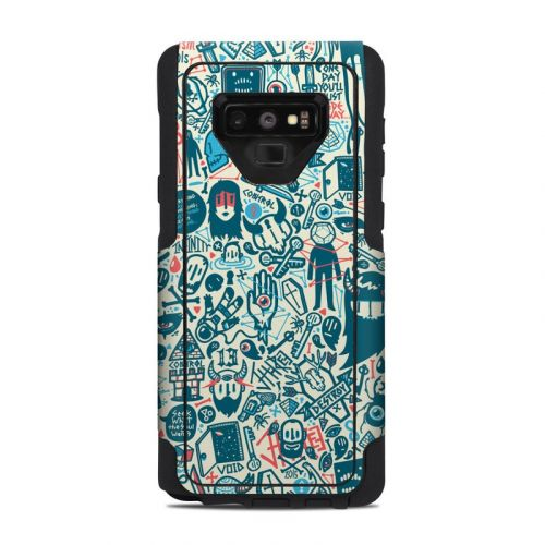 Committee OtterBox Commuter Galaxy Note 9 Case Skin