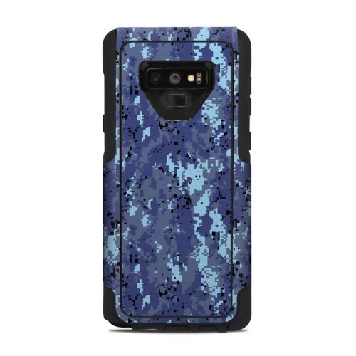 Digital Sky Camo OtterBox Commuter Galaxy Note 9 Case Skin