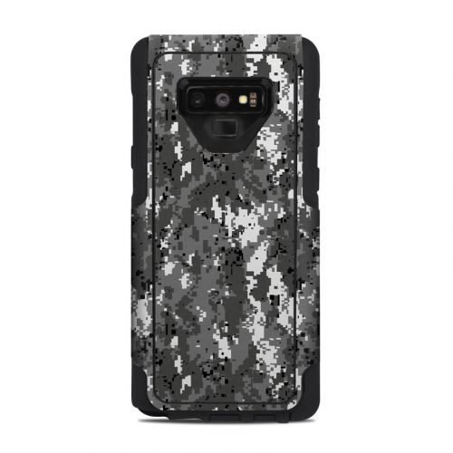 Digital Urban Camo OtterBox Commuter Galaxy Note 9 Case Skin