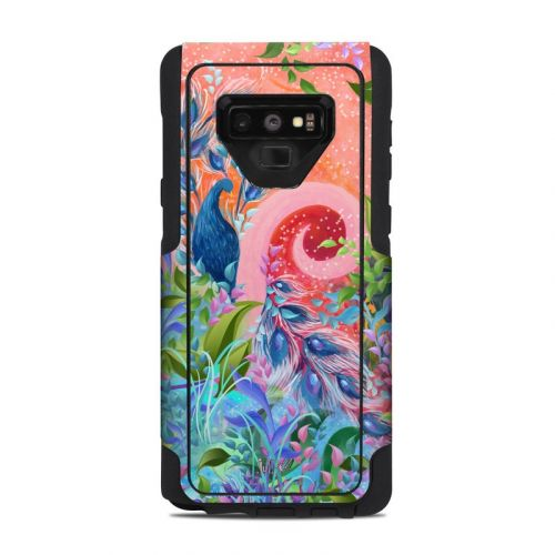 Fantasy Garden OtterBox Commuter Galaxy Note 9 Case Skin