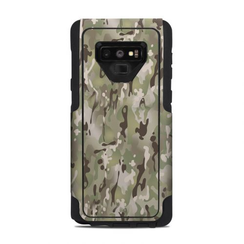 FC Camo OtterBox Commuter Galaxy Note 9 Case Skin