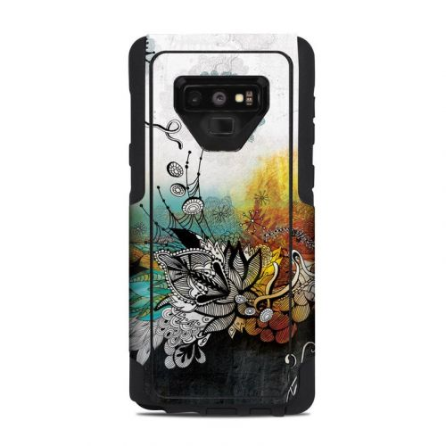 Frozen Dreams OtterBox Commuter Galaxy Note 9 Case Skin