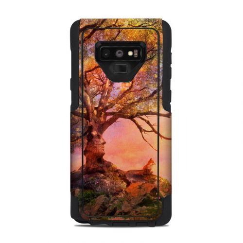 Fox Sunset OtterBox Commuter Galaxy Note 9 Case Skin