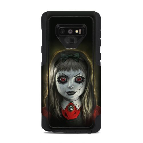 Haunted Doll OtterBox Commuter Galaxy Note 9 Case Skin