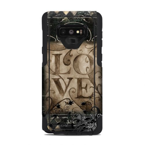Love's Embrace OtterBox Commuter Galaxy Note 9 Case Skin
