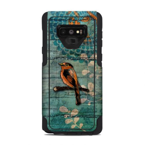 Morning Harmony OtterBox Commuter Galaxy Note 9 Case Skin