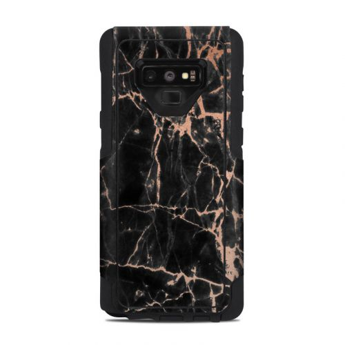 Rose Quartz Marble OtterBox Commuter Galaxy Note 9 Case Skin