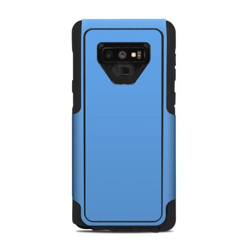 Solid State Blue OtterBox Commuter Galaxy Note 9 Case Skin