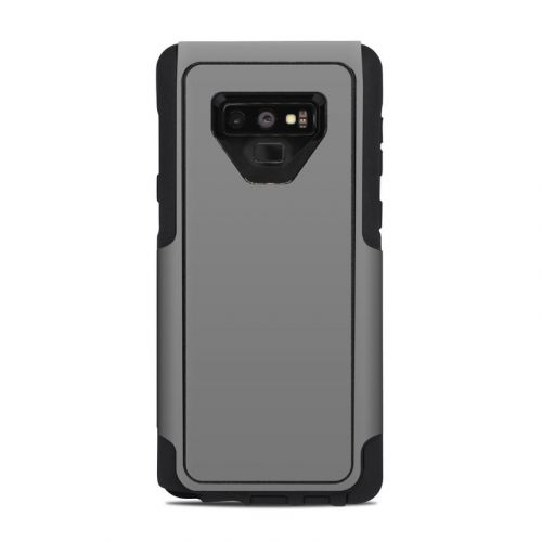Solid State Grey OtterBox Commuter Galaxy Note 9 Case Skin