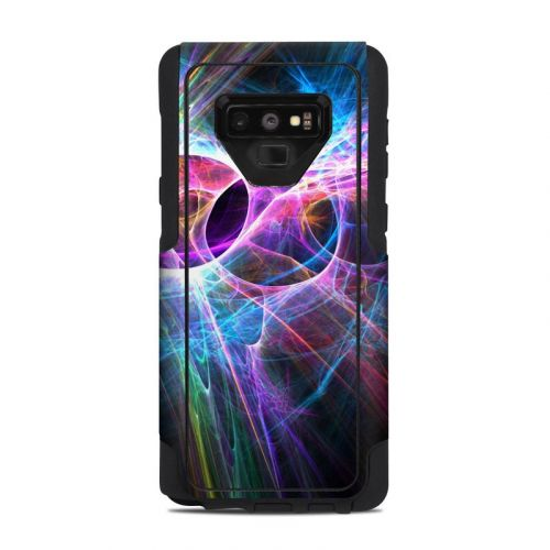 Static Discharge OtterBox Commuter Galaxy Note 9 Case Skin
