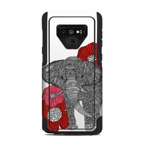 The Elephant OtterBox Commuter Galaxy Note 9 Case Skin