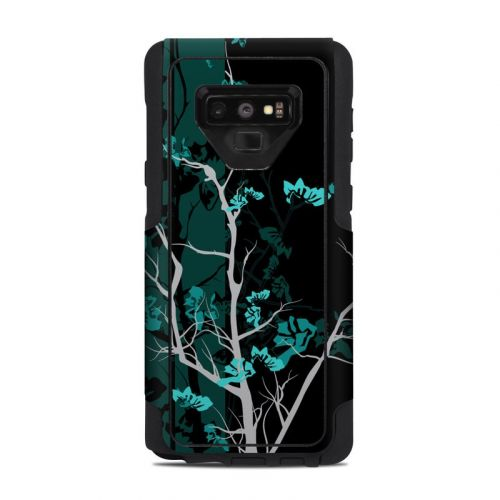 Aqua Tranquility OtterBox Commuter Galaxy Note 9 Case Skin