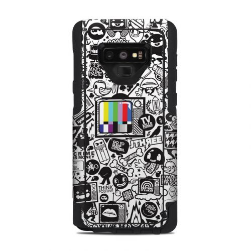 TV Kills Everything OtterBox Commuter Galaxy Note 9 Case Skin