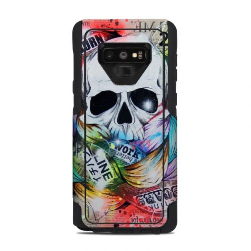 Visionary OtterBox Commuter Galaxy Note 9 Case Skin