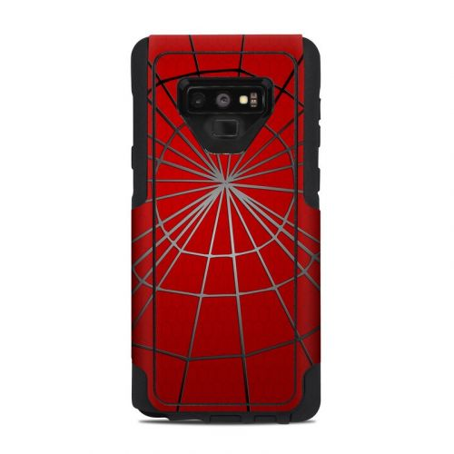 Webslinger OtterBox Commuter Galaxy Note 9 Case Skin