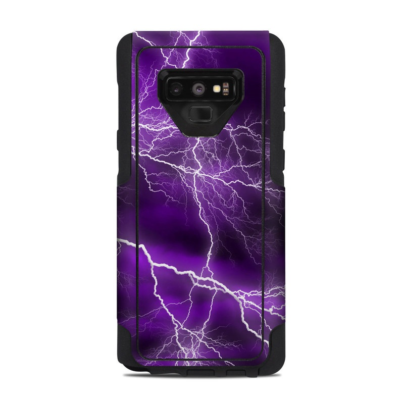 Apocalypse Violet OtterBox Commuter Galaxy Note 9 Case Skin
