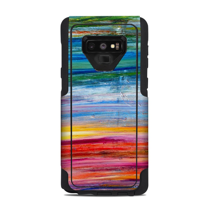 buy popular 7e730 3bc1f Waterfall OtterBox Commuter Galaxy Note 9 Case Skin