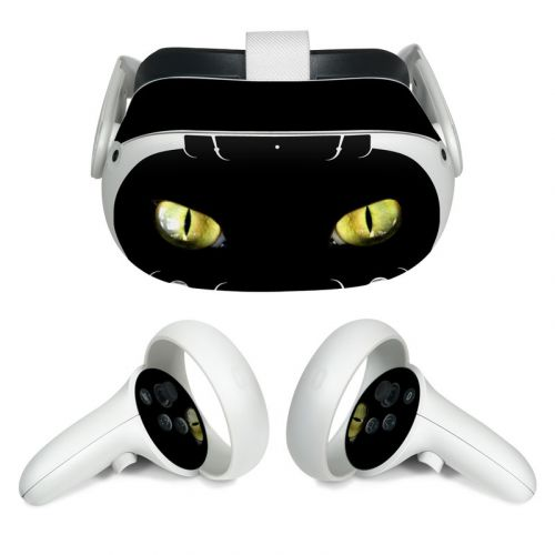 Cat Eyes Oculus Quest 2 Skin