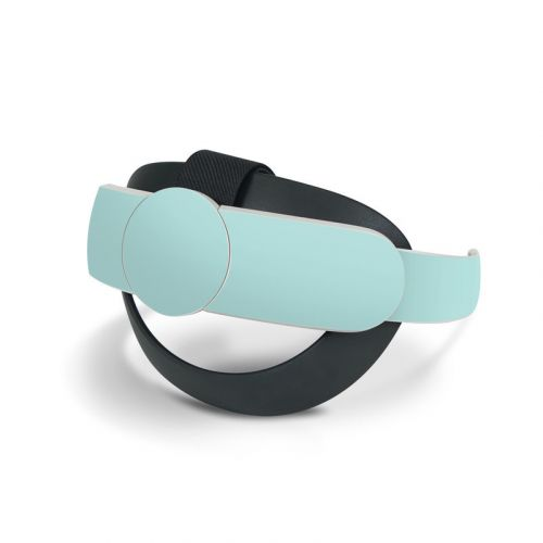 Solid State Mint Oculus Quest 2 Elite Strap Skin
