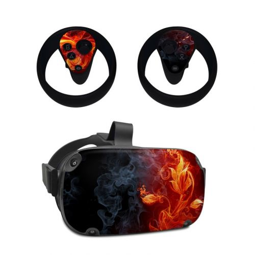 Flower Of Fire Oculus Quest Skin