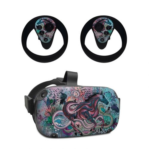 Poetry in Motion Oculus Quest Skin