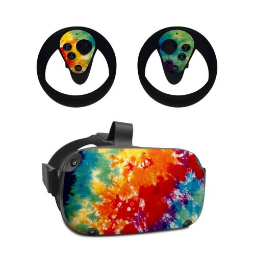 Tie Dyed Oculus Quest Skin