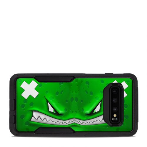 Chunky OtterBox Commuter Galaxy S10 Case Skin