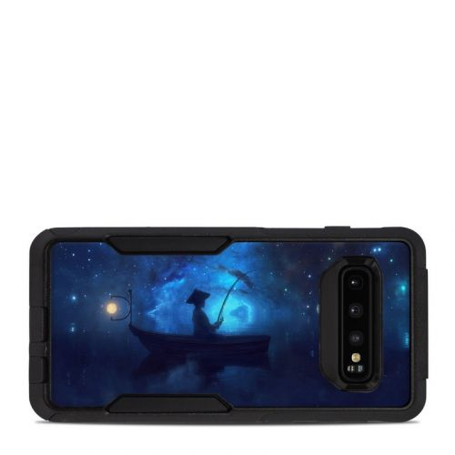 Starlord OtterBox Commuter Galaxy S10 Case Skin