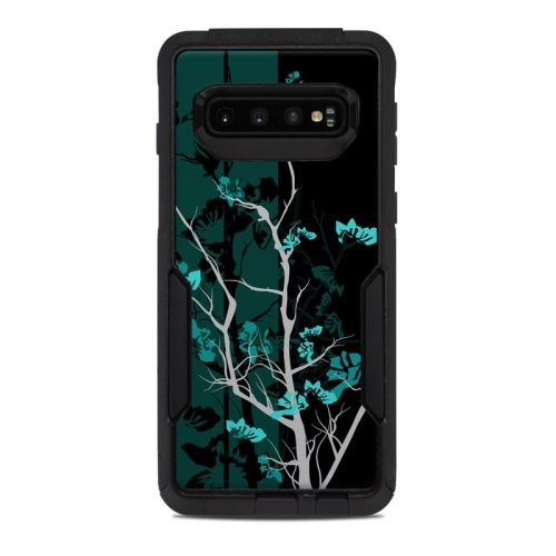 Aqua Tranquility OtterBox Commuter Galaxy S10 Case Skin