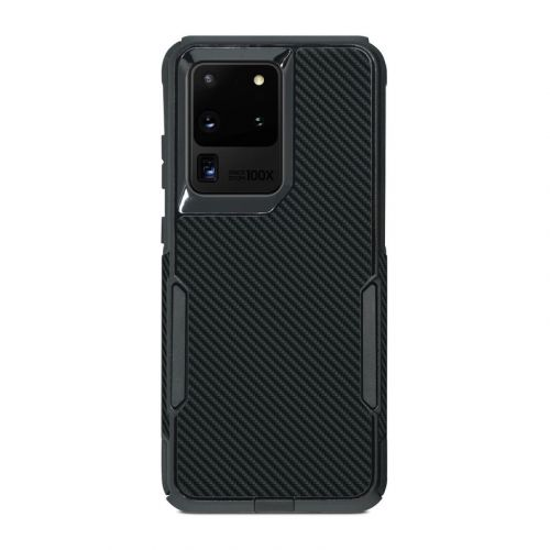 Carbon OtterBox Commuter Galaxy S20 Ultra Case Skin
