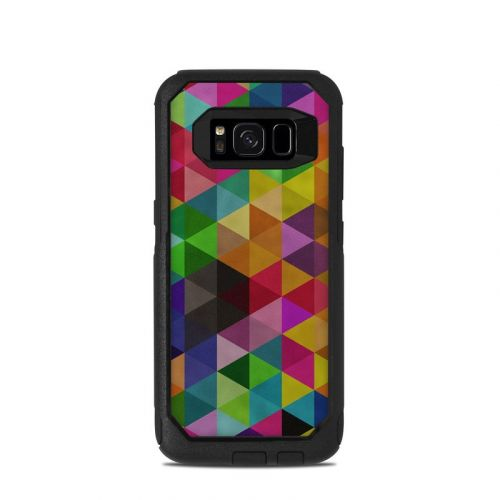 Connection OtterBox Commuter Galaxy S8 Skin
