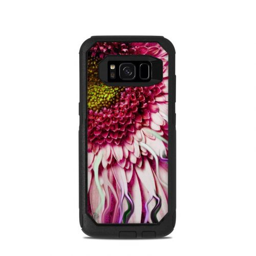 Crazy Daisy OtterBox Commuter Galaxy S8 Skin