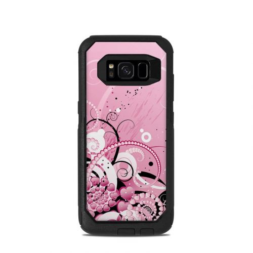 Her Abstraction OtterBox Commuter Galaxy S8 Skin