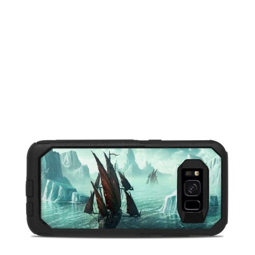 Into the Unknown OtterBox Commuter Galaxy S8 Skin