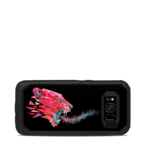 Lions Hate Kale OtterBox Commuter Galaxy S8 Skin