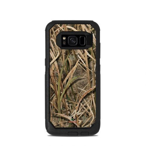 Shadow Grass Blades OtterBox Commuter Galaxy S8 Case Skin