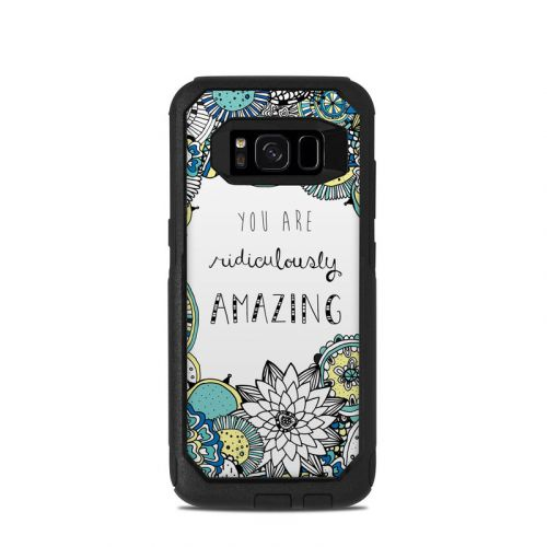 You Are Ridic OtterBox Commuter Galaxy S8 Skin