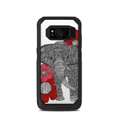 The Elephant OtterBox Commuter Galaxy S8 Skin