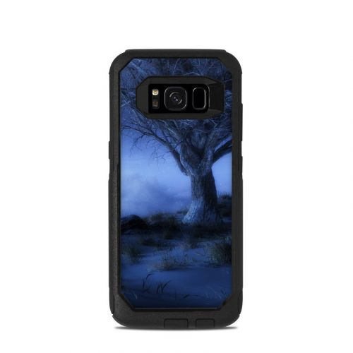 World's Edge Winter OtterBox Commuter Galaxy S8 Case Skin