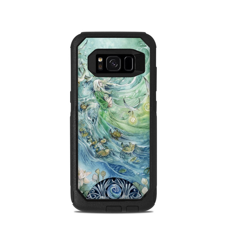 Cancer OtterBox Commuter Galaxy S8 Case Skin