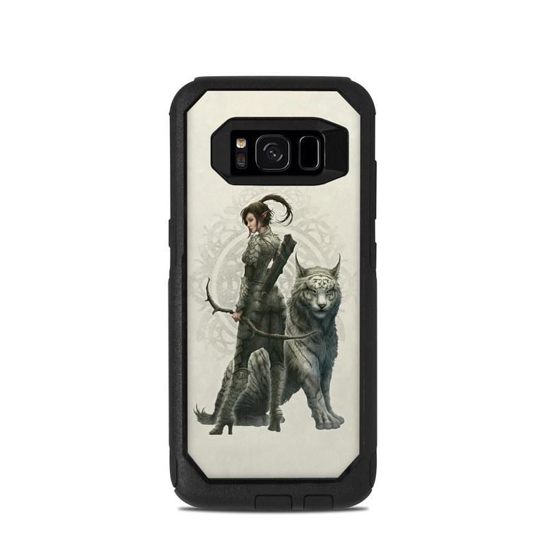 Half Elf Girl OtterBox Commuter Galaxy S8 Case Skin