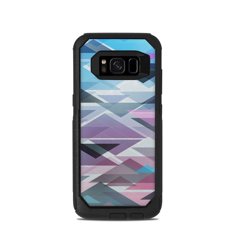 Night Rush OtterBox Commuter Galaxy S8 Case Skin