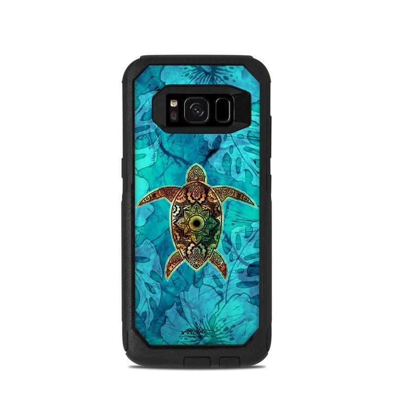 Sacred Honu OtterBox Commuter Galaxy S8 Case Skin