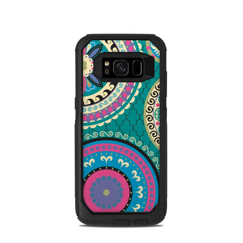 Silk Road OtterBox Commuter Galaxy S8 Skin