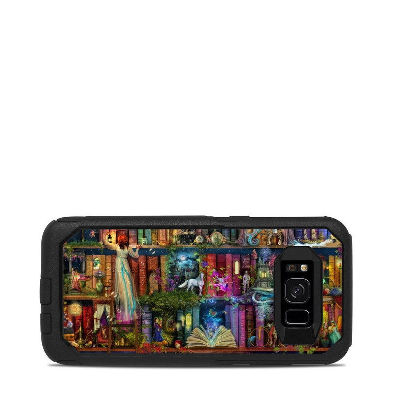 Treasure Hunt OtterBox Commuter Galaxy S8 Skin
