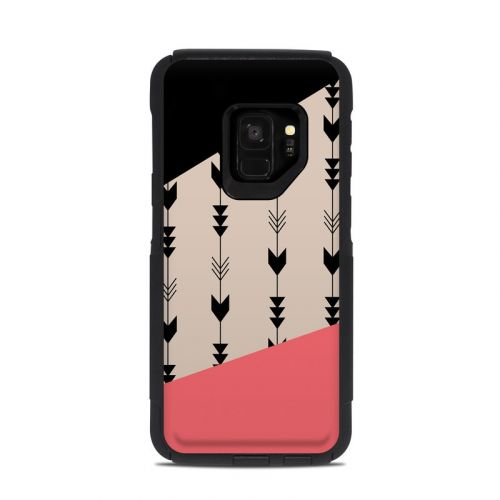 Arrows OtterBox Commuter Galaxy S9 Case Skin