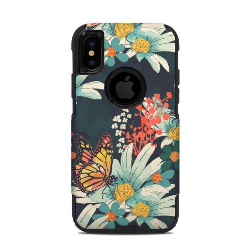 Monarch Grove OtterBox Commuter iPhone XS Case Skin