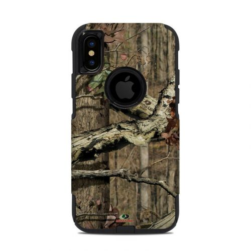 Break-Up Infinity OtterBox Commuter iPhone XS Case Skin