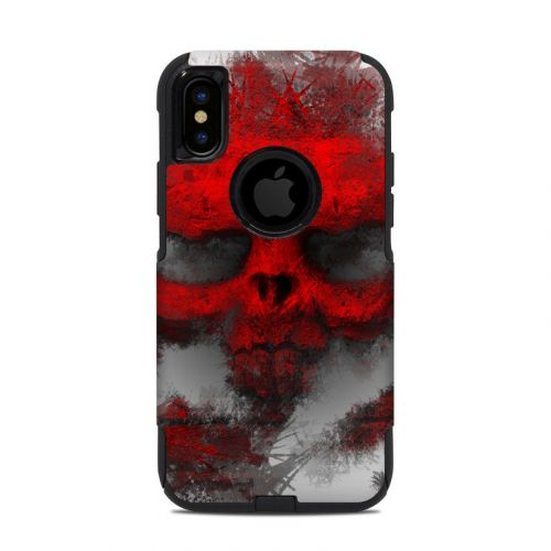 War Light OtterBox Commuter iPhone XS Case Skin